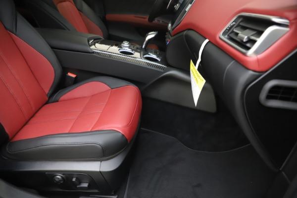 New 2020 Maserati Ghibli S Q4 GranSport for sale $94,785 at Alfa Romeo of Westport in Westport CT 06880 24