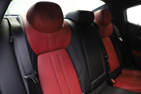 New 2020 Maserati Ghibli S Q4 GranSport for sale $94,785 at Alfa Romeo of Westport in Westport CT 06880 26