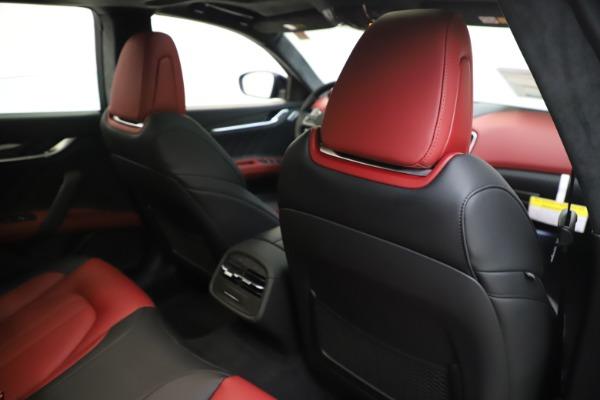 New 2020 Maserati Ghibli S Q4 GranSport for sale $94,785 at Alfa Romeo of Westport in Westport CT 06880 28