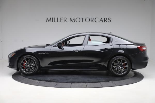 New 2020 Maserati Ghibli S Q4 GranSport for sale $94,785 at Alfa Romeo of Westport in Westport CT 06880 3