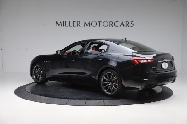 New 2020 Maserati Ghibli S Q4 GranSport for sale $94,785 at Alfa Romeo of Westport in Westport CT 06880 4