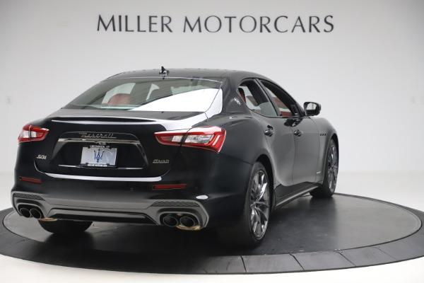 New 2020 Maserati Ghibli S Q4 GranSport for sale $94,785 at Alfa Romeo of Westport in Westport CT 06880 7