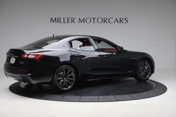 New 2020 Maserati Ghibli S Q4 GranSport for sale $94,785 at Alfa Romeo of Westport in Westport CT 06880 8