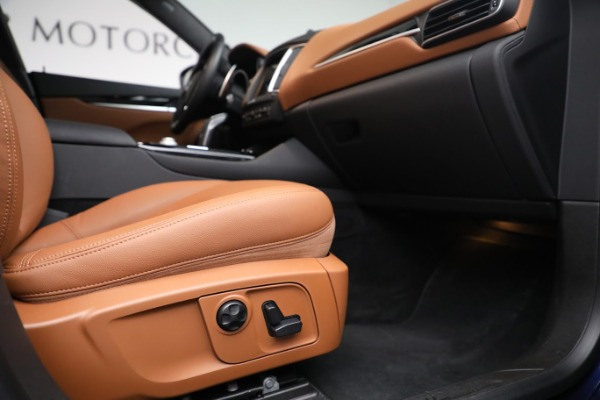 New 2020 Maserati Levante Q4 for sale $81,035 at Alfa Romeo of Westport in Westport CT 06880 18