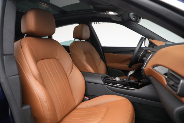 New 2020 Maserati Levante Q4 for sale $81,035 at Alfa Romeo of Westport in Westport CT 06880 19