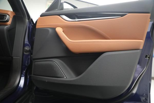 New 2020 Maserati Levante Q4 for sale $81,035 at Alfa Romeo of Westport in Westport CT 06880 20