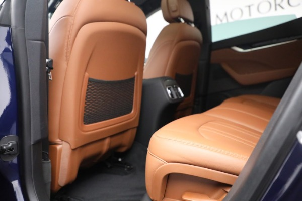 New 2020 Maserati Levante Q4 for sale $81,035 at Alfa Romeo of Westport in Westport CT 06880 21