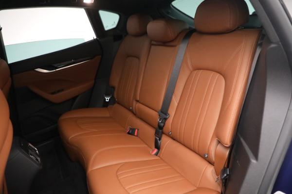 New 2020 Maserati Levante Q4 for sale $81,035 at Alfa Romeo of Westport in Westport CT 06880 22
