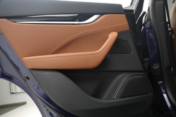 New 2020 Maserati Levante Q4 for sale $81,035 at Alfa Romeo of Westport in Westport CT 06880 23