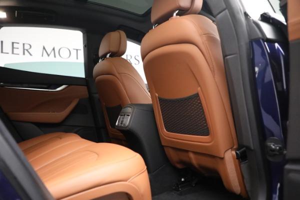 New 2020 Maserati Levante Q4 for sale $81,035 at Alfa Romeo of Westport in Westport CT 06880 24