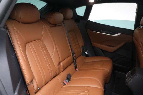 New 2020 Maserati Levante Q4 for sale $81,035 at Alfa Romeo of Westport in Westport CT 06880 25