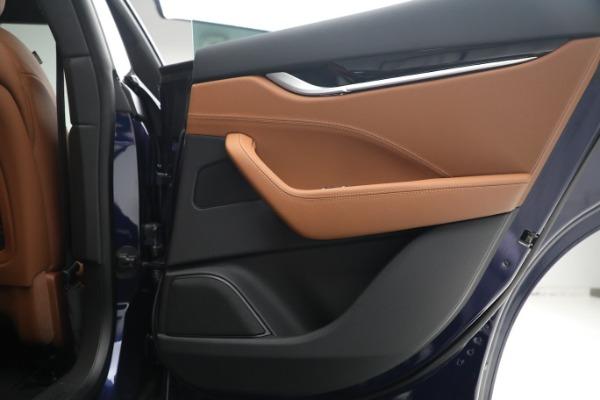 New 2020 Maserati Levante Q4 for sale $81,035 at Alfa Romeo of Westport in Westport CT 06880 26