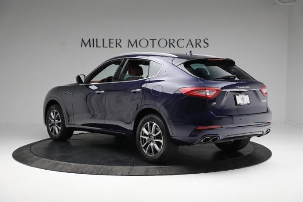 New 2020 Maserati Levante Q4 for sale $81,035 at Alfa Romeo of Westport in Westport CT 06880 6