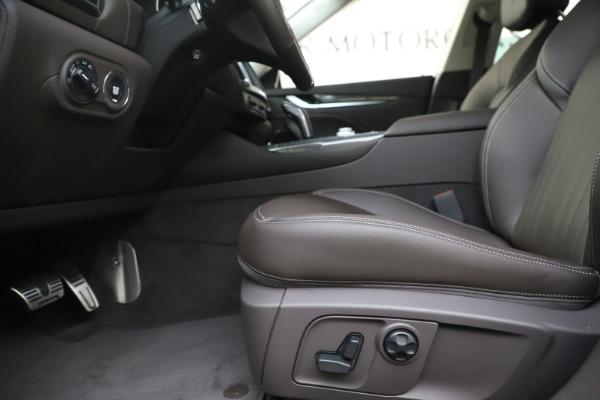 New 2020 Maserati Levante Q4 GranLusso for sale $87,885 at Alfa Romeo of Westport in Westport CT 06880 14