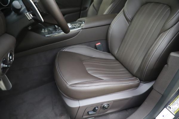 New 2020 Maserati Levante Q4 GranLusso for sale $87,885 at Alfa Romeo of Westport in Westport CT 06880 15