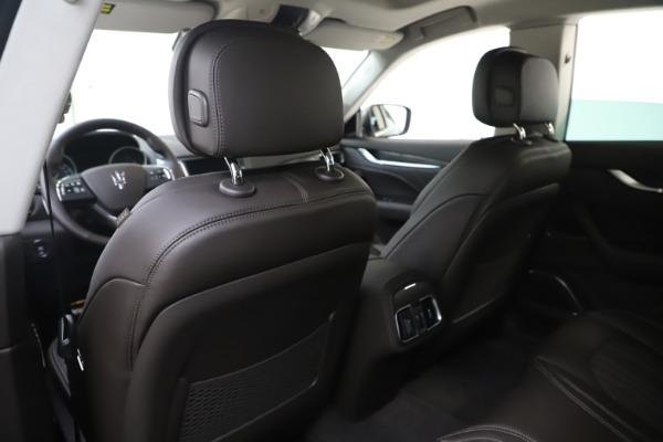 New 2020 Maserati Levante Q4 GranLusso for sale $87,885 at Alfa Romeo of Westport in Westport CT 06880 20