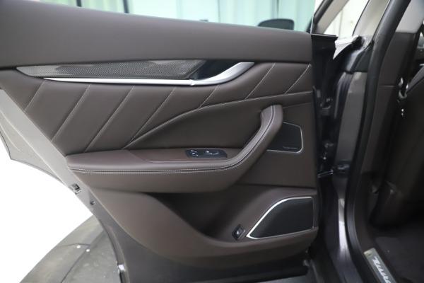 New 2020 Maserati Levante Q4 GranLusso for sale $87,885 at Alfa Romeo of Westport in Westport CT 06880 21