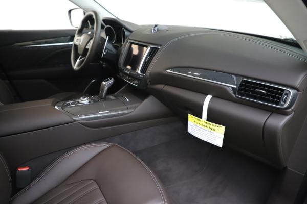 New 2020 Maserati Levante Q4 GranLusso for sale $87,885 at Alfa Romeo of Westport in Westport CT 06880 22