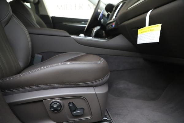 New 2020 Maserati Levante Q4 GranLusso for sale $87,885 at Alfa Romeo of Westport in Westport CT 06880 23