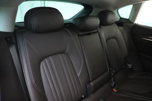 New 2020 Maserati Levante Q4 GranLusso for sale $87,885 at Alfa Romeo of Westport in Westport CT 06880 26