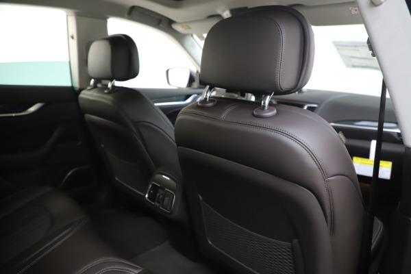 New 2020 Maserati Levante Q4 GranLusso for sale $87,885 at Alfa Romeo of Westport in Westport CT 06880 28