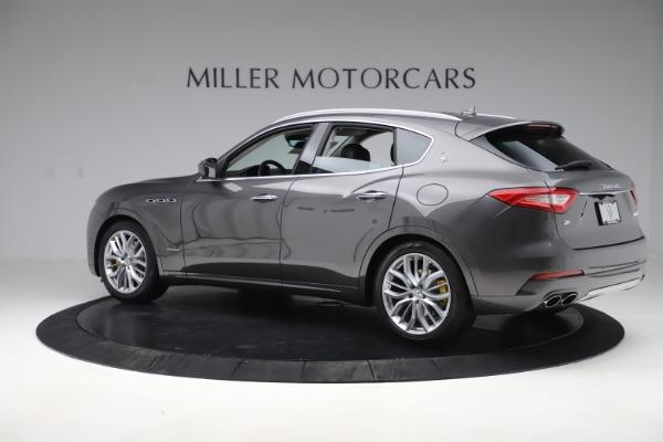 New 2020 Maserati Levante Q4 GranLusso for sale $87,885 at Alfa Romeo of Westport in Westport CT 06880 4