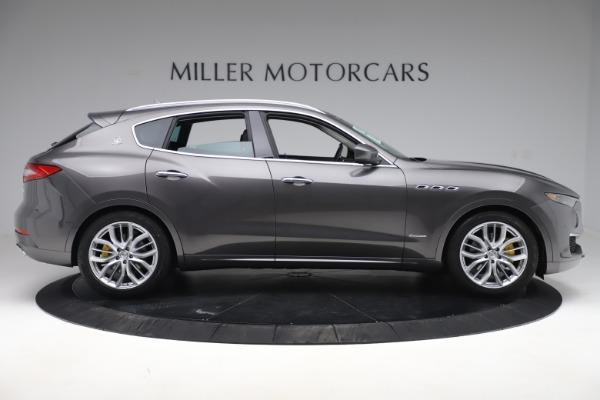 New 2020 Maserati Levante Q4 GranLusso for sale $87,885 at Alfa Romeo of Westport in Westport CT 06880 9