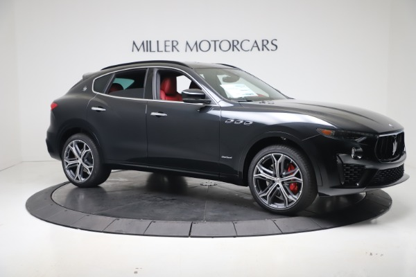New 2020 Maserati Levante S Q4 GranSport for sale $103,585 at Alfa Romeo of Westport in Westport CT 06880 10