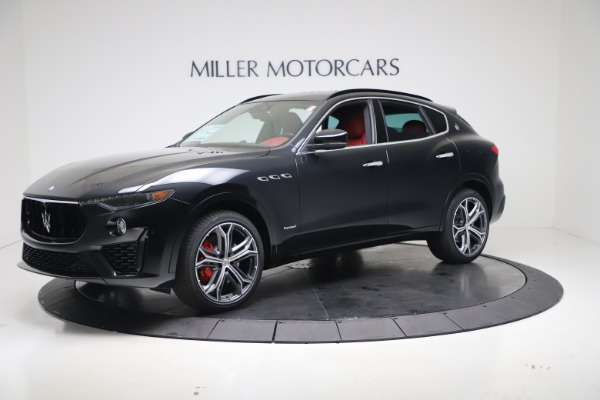New 2020 Maserati Levante S Q4 GranSport for sale $103,585 at Alfa Romeo of Westport in Westport CT 06880 2