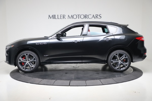 New 2020 Maserati Levante S Q4 GranSport for sale $103,585 at Alfa Romeo of Westport in Westport CT 06880 3