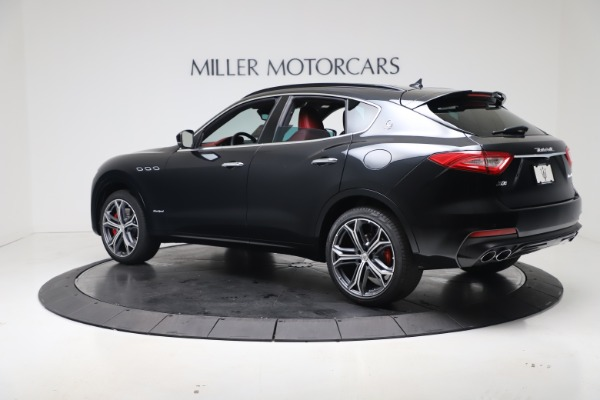 New 2020 Maserati Levante S Q4 GranSport for sale $103,585 at Alfa Romeo of Westport in Westport CT 06880 4