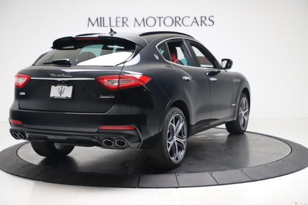 New 2020 Maserati Levante S Q4 GranSport for sale $103,585 at Alfa Romeo of Westport in Westport CT 06880 7