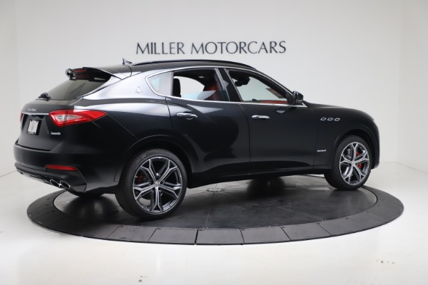 New 2020 Maserati Levante S Q4 GranSport for sale $103,585 at Alfa Romeo of Westport in Westport CT 06880 8