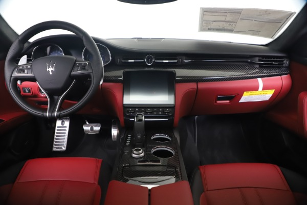 New 2020 Maserati Quattroporte S Q4 GranSport for sale $122,485 at Alfa Romeo of Westport in Westport CT 06880 15