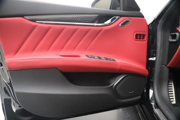 New 2020 Maserati Quattroporte S Q4 GranSport for sale $122,485 at Alfa Romeo of Westport in Westport CT 06880 16