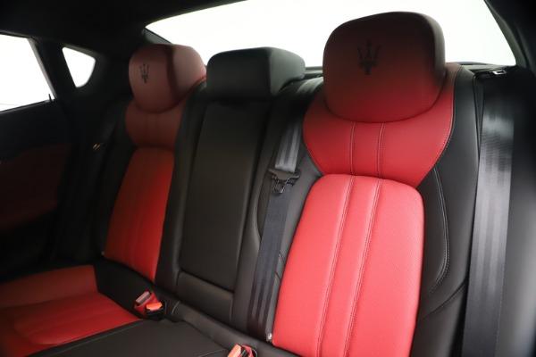 New 2020 Maserati Quattroporte S Q4 GranSport for sale $122,485 at Alfa Romeo of Westport in Westport CT 06880 17