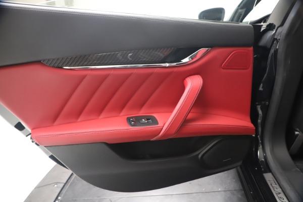 New 2020 Maserati Quattroporte S Q4 GranSport for sale $122,485 at Alfa Romeo of Westport in Westport CT 06880 20