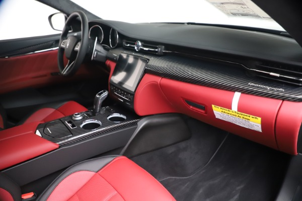 New 2020 Maserati Quattroporte S Q4 GranSport for sale $122,485 at Alfa Romeo of Westport in Westport CT 06880 21