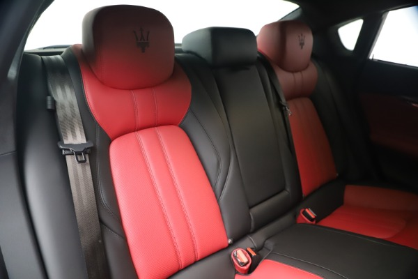 New 2020 Maserati Quattroporte S Q4 GranSport for sale $122,485 at Alfa Romeo of Westport in Westport CT 06880 25