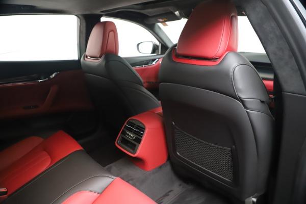 New 2020 Maserati Quattroporte S Q4 GranSport for sale $122,485 at Alfa Romeo of Westport in Westport CT 06880 27