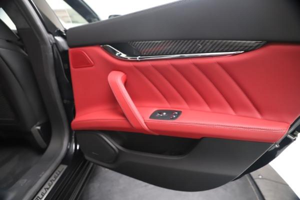 New 2020 Maserati Quattroporte S Q4 GranSport for sale $122,485 at Alfa Romeo of Westport in Westport CT 06880 28