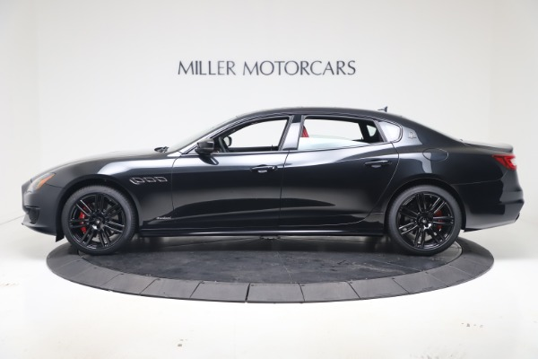 New 2020 Maserati Quattroporte S Q4 GranSport for sale $122,485 at Alfa Romeo of Westport in Westport CT 06880 3