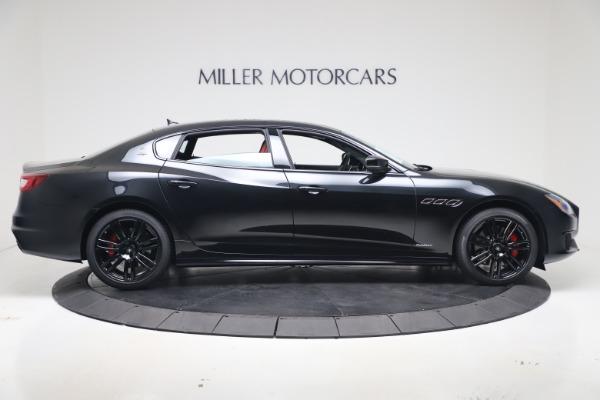 New 2020 Maserati Quattroporte S Q4 GranSport for sale $122,485 at Alfa Romeo of Westport in Westport CT 06880 8