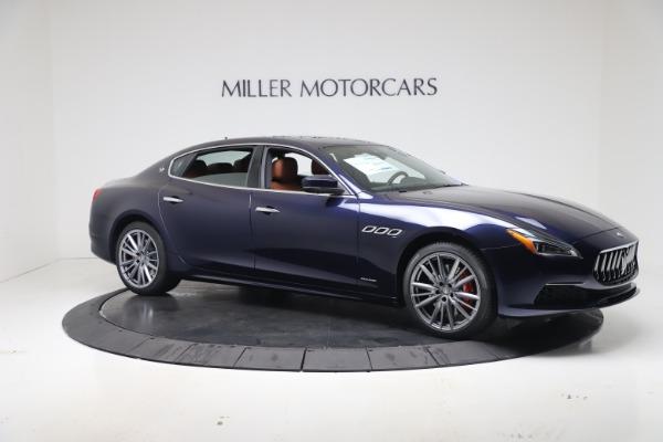 New 2020 Maserati Quattroporte S Q4 GranLusso for sale $117,935 at Alfa Romeo of Westport in Westport CT 06880 10