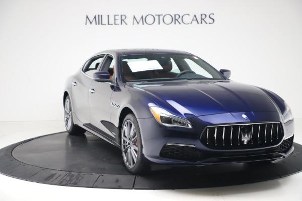 New 2020 Maserati Quattroporte S Q4 GranLusso for sale $117,935 at Alfa Romeo of Westport in Westport CT 06880 11