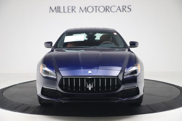 New 2020 Maserati Quattroporte S Q4 GranLusso for sale $117,935 at Alfa Romeo of Westport in Westport CT 06880 12