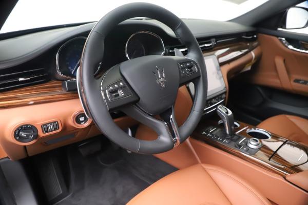 New 2020 Maserati Quattroporte S Q4 GranLusso for sale $117,935 at Alfa Romeo of Westport in Westport CT 06880 13