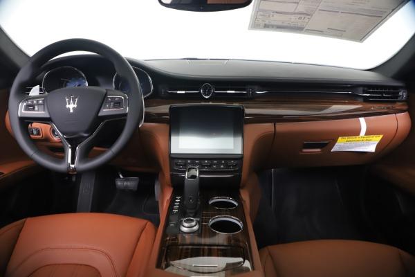 New 2020 Maserati Quattroporte S Q4 GranLusso for sale $117,935 at Alfa Romeo of Westport in Westport CT 06880 16