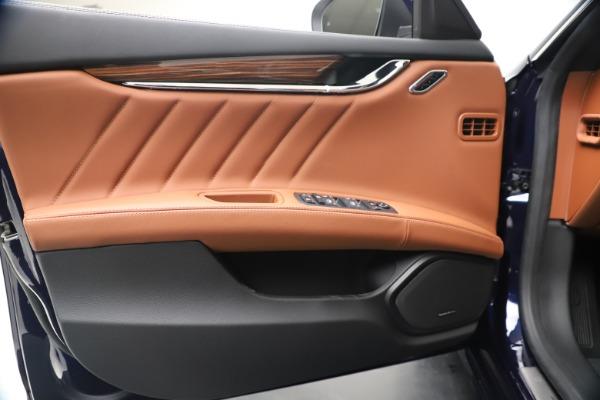 New 2020 Maserati Quattroporte S Q4 GranLusso for sale $117,935 at Alfa Romeo of Westport in Westport CT 06880 17