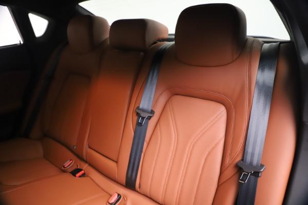 New 2020 Maserati Quattroporte S Q4 GranLusso for sale $117,935 at Alfa Romeo of Westport in Westport CT 06880 18